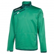 odzież treningowa;dresy sportowe patrick HALF ZIP SWEATER WITH HIGH COLLAR FORCE115