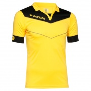 stroje sportowe patrick FOOTBALL SHIRT SS - SLIM FIT POWER105