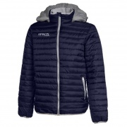 kurtki;freetime patrick PADDED JACKET WITH REMOVABLE HOOD SPROX135